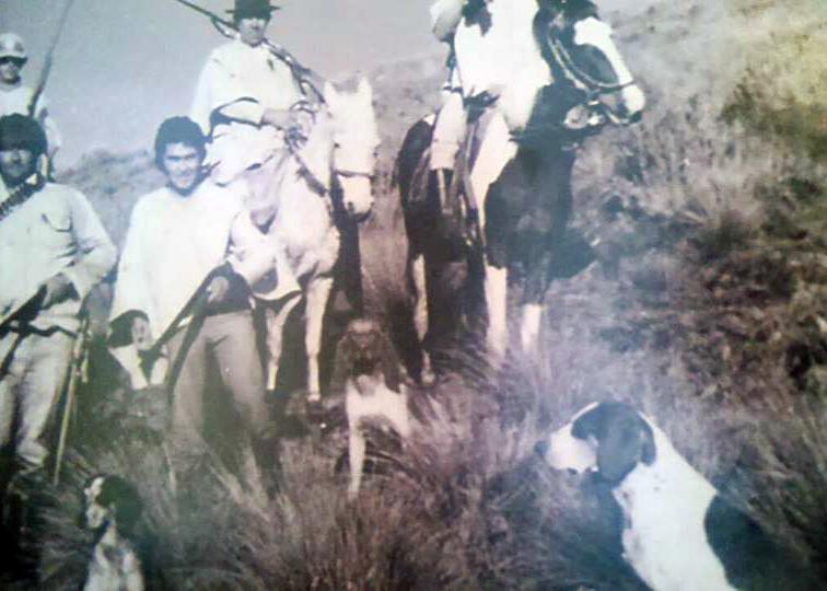 grupo de cazadores ( Guasca)